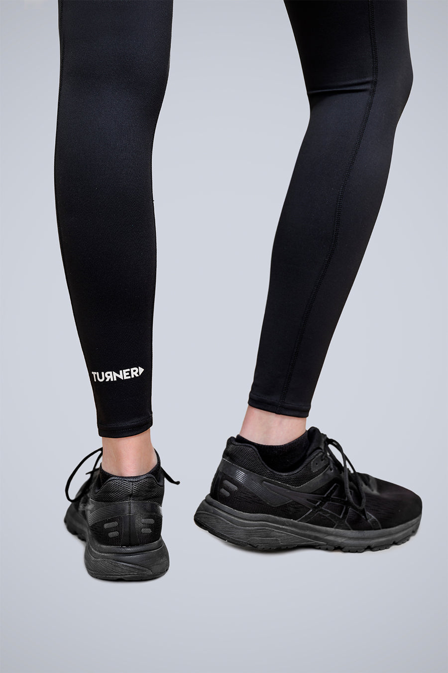 Women's Function One Black Full Length Leggings