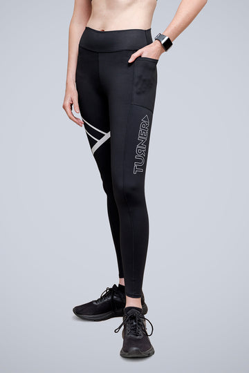 Women's FunctionOne Black Full Length Leggings