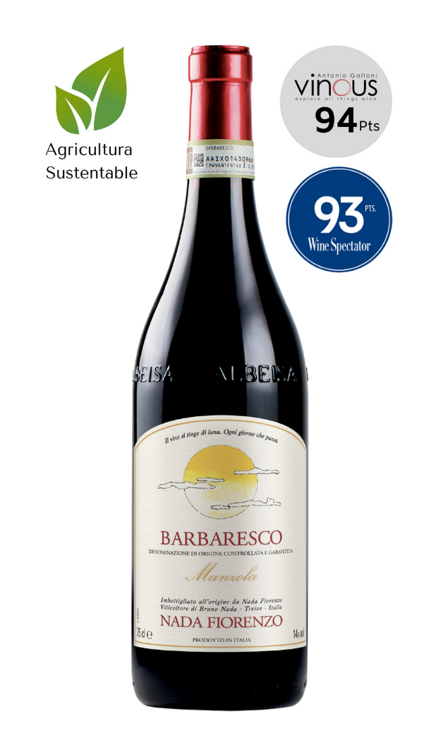 Barbaresco Manzola DOCG, 2016 - 1500 ml