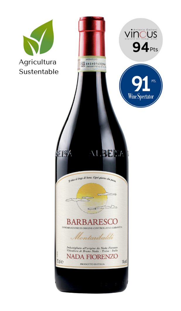 Barbaresco Montaribaldi DOCG, 2016 - 1500 ml