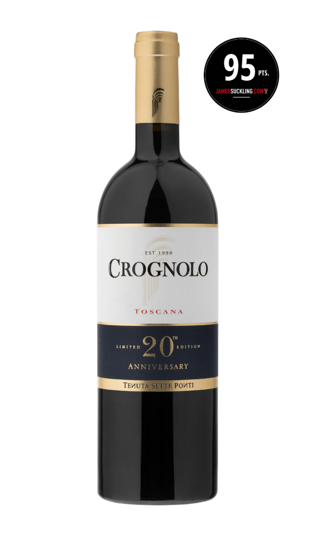 "Crognolo IGT Toscana ""20th Anniversary"" 1500 ML"