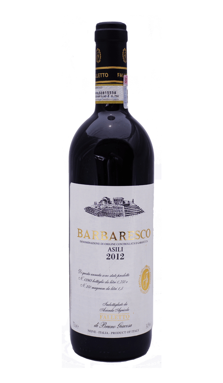 Barbaresco Asili DOCG, 2012