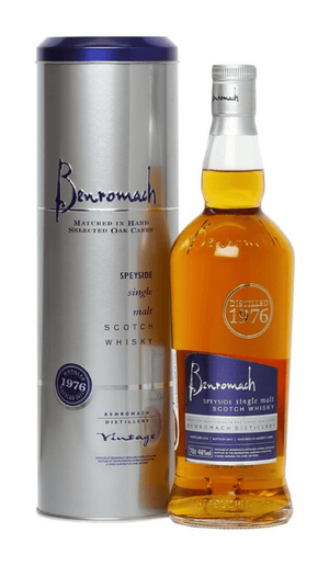 Benromach Heritage Colleccion, 1976