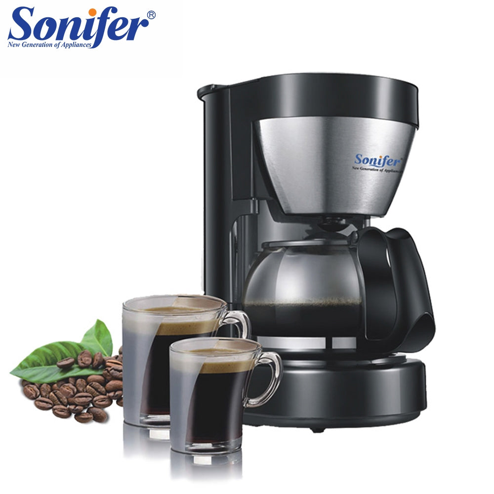 Electric Drip Coffee Maker