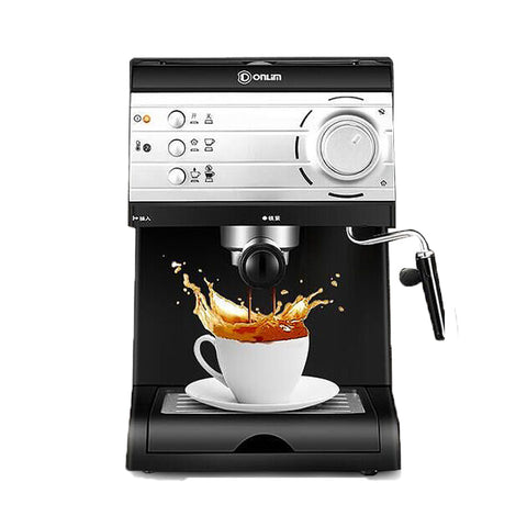 20 BAR High Pressure Steam Espresso Coffee Maker