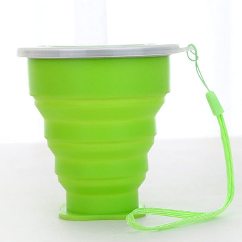 Image of Best Silicone Travel Coffee Cup
