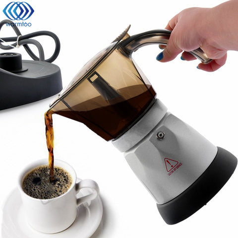 3 Minutes Coffee Maker Percolator