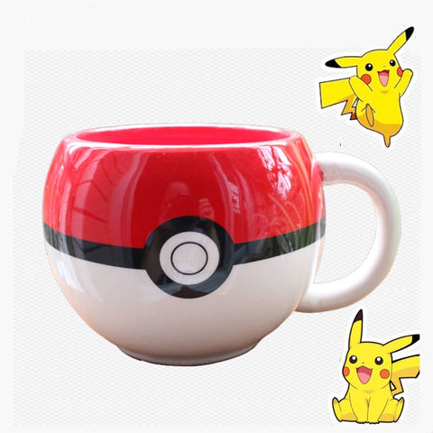 Image of Pokemon Go Ball Coffee Cup