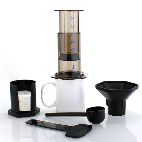 Image of 350ml AeroPress Espresso Coffee Machine