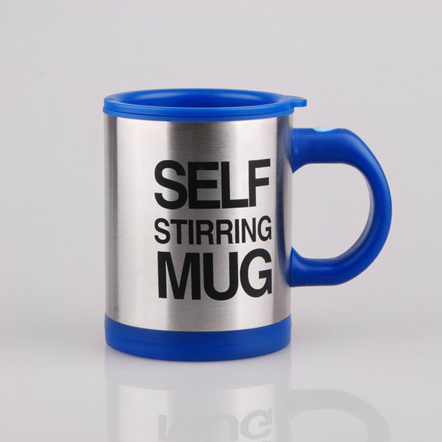 Automatic Self Stirring Coffee Cup