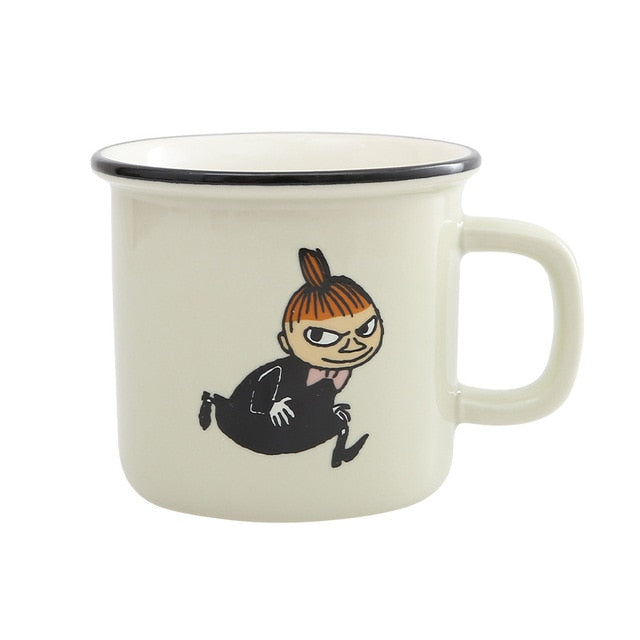 Cute Cartoon Coffee Mugs