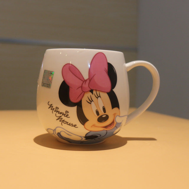 Mickey Mouse Coffee Cups