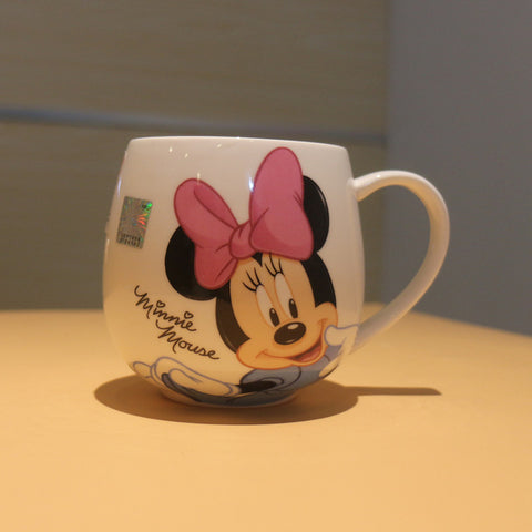 Image of Mickey Mouse Coffee Cups