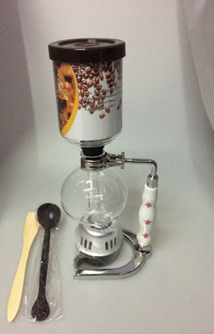 Image of Syphon Coffee Maker Vacuum