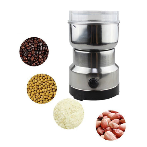 Stainless Electric Coffee Grinder