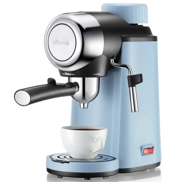 High Pressure Extraction Coffee Machine