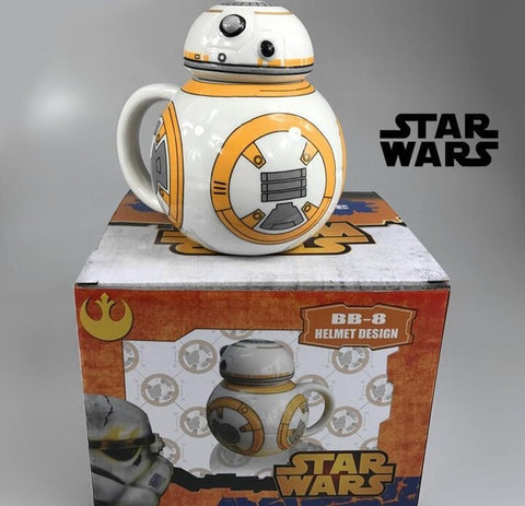 Image of Star Wars Ceramic Coffee Cup