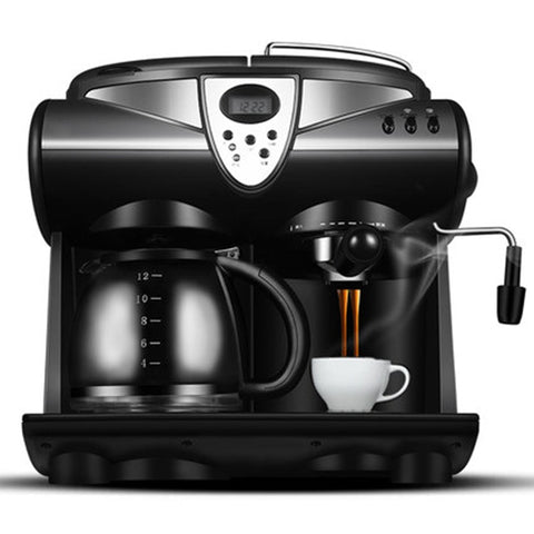 Image of DMWD Office Automatic Espresso + Drip Coffee Machine