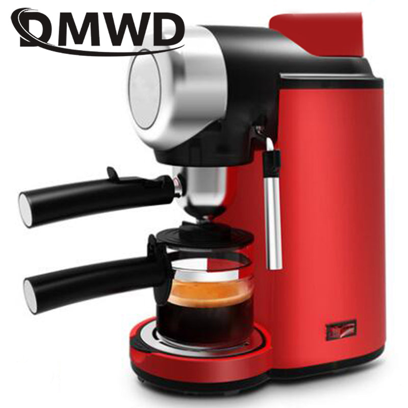 DMWD Electric Espresso Coffee Maker