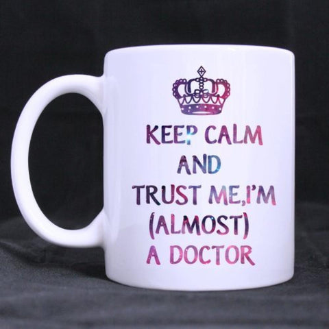 Image of Keep Calm Doctor Coffee Cup