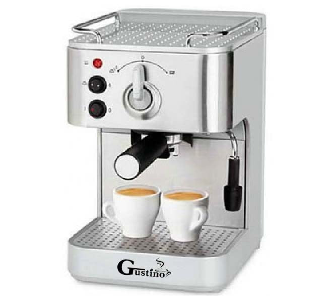 Gustino 19 BAR Semi Automatic Coffee Maker