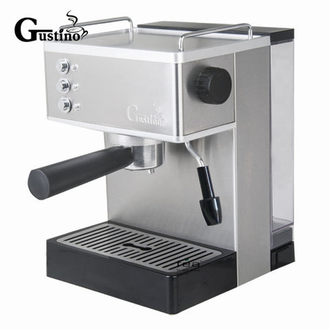 Image of Gustino 19 BAR Semi Automatic Coffee Machine