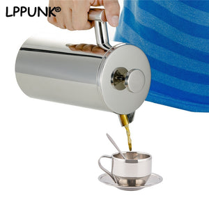 New Double Layer Coffee Plunger