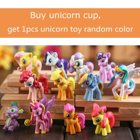 3D Unicorn Coffee Cup