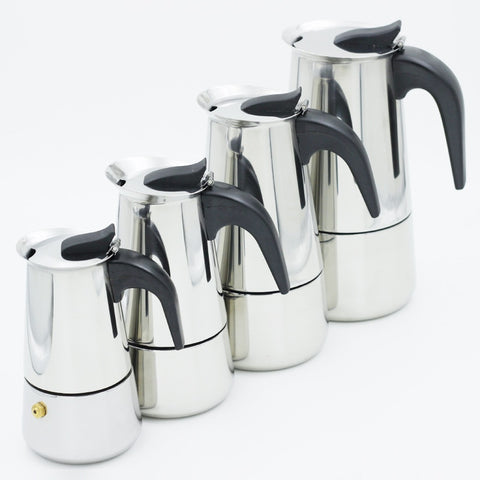 Image of Moka Espresso Coffee Maker