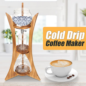 Practical Glass Cold Drip Coffee Maker