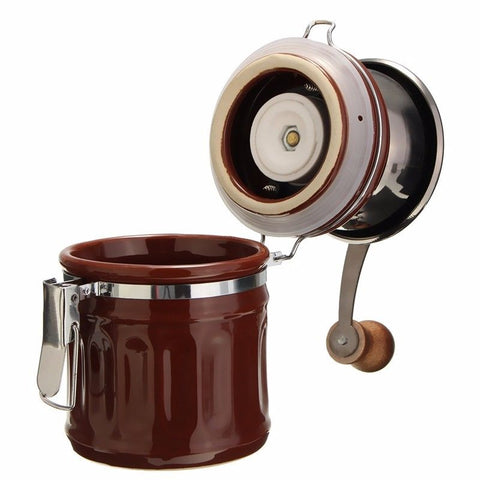 Image of Ceramic Coffee Bean Grinder