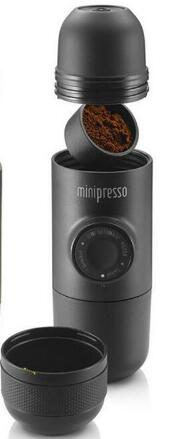 Image of Portable Manual Coffee Maker