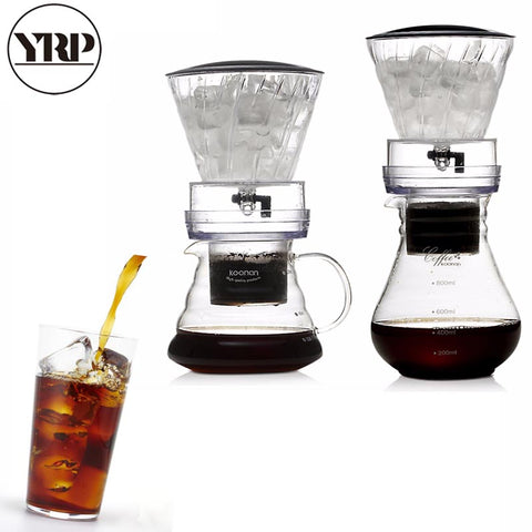 Image of Reusable Ice Drip Coffee Maker