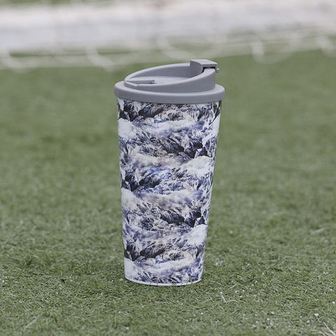 Image of Plastic Travel Coffee Mug