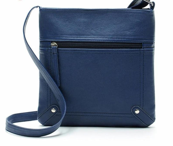Women Messenger Bags Bucket Leather Crossbody Bag