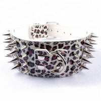 Spiked Collar - Wide
