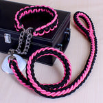 Nylon Braided Lead Set