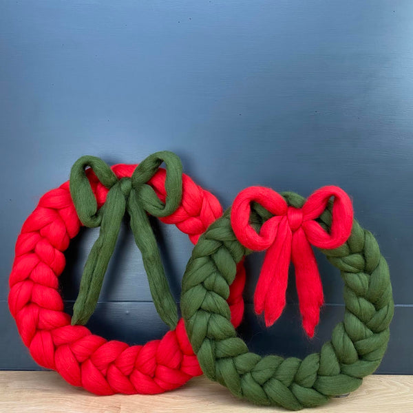 Wreath Workshop, 1st December, 7:30pm, 2020.