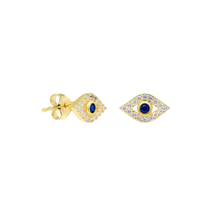 Earrings An Eye