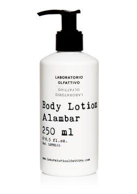 Alambar Body Lotion