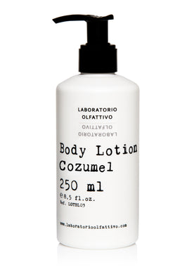 Cozumel Body Lotion