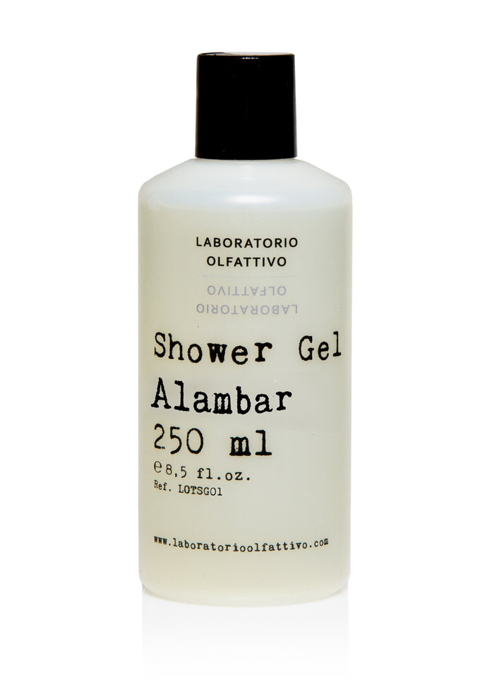 Alambar Shower Gel