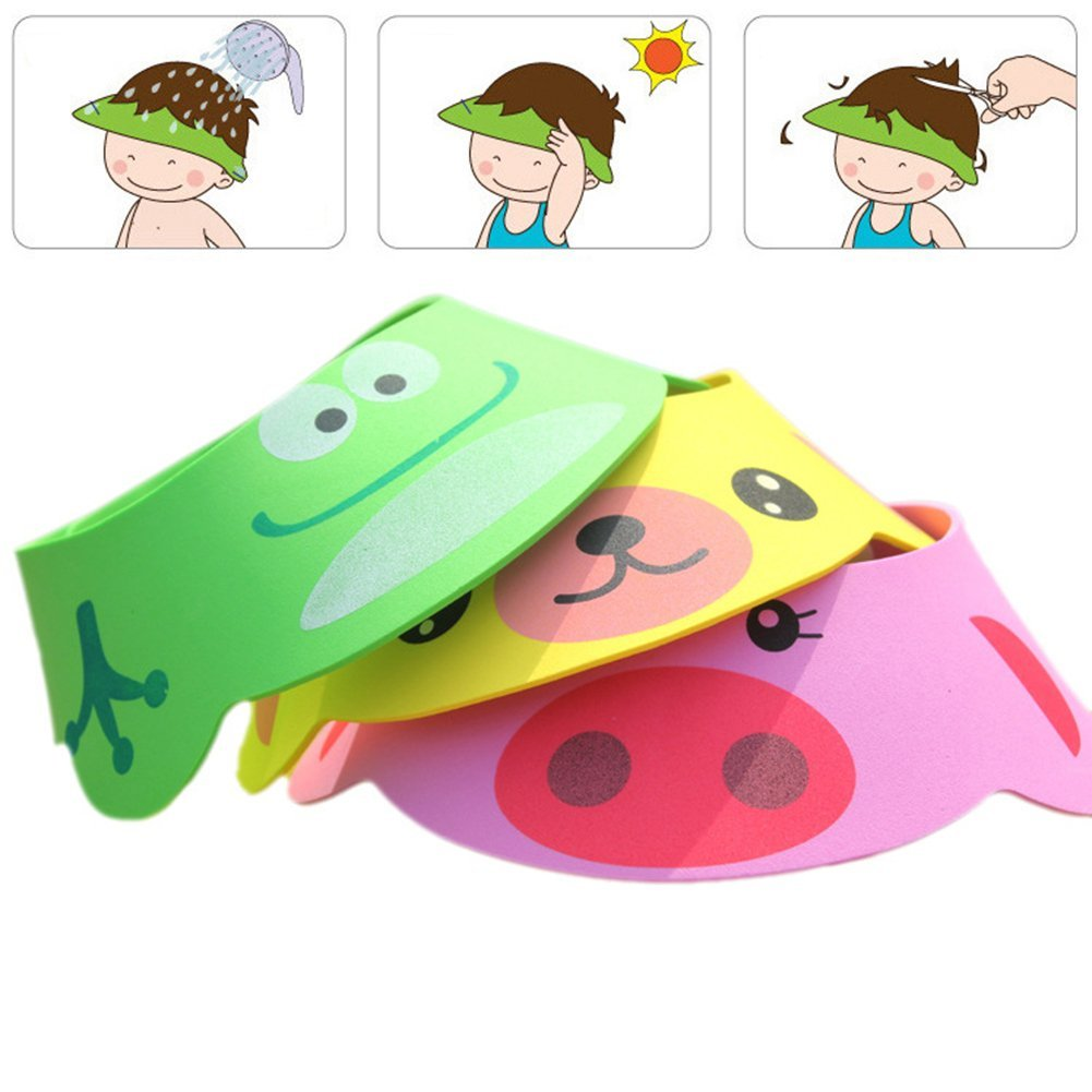 WPROTECTO Baby Shower Hat (Adjustable)