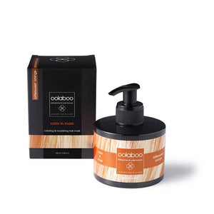 oolaboo color in mask bittersweet orange 250 ml