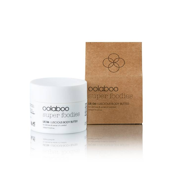 oolaboo luscious body butter 100 ml