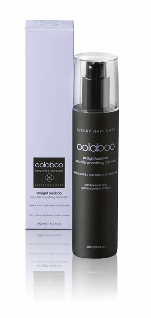 oolaboo straight baobab hair bath 250 ml