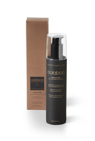 oolaboo blushy truffle chocolate conditioner 250 ml