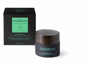 oolaboo oil control scrub 50 ml