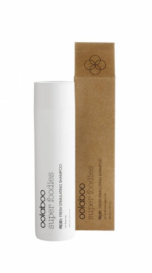 oolaboo fresh stimulating shampoo 250 ml