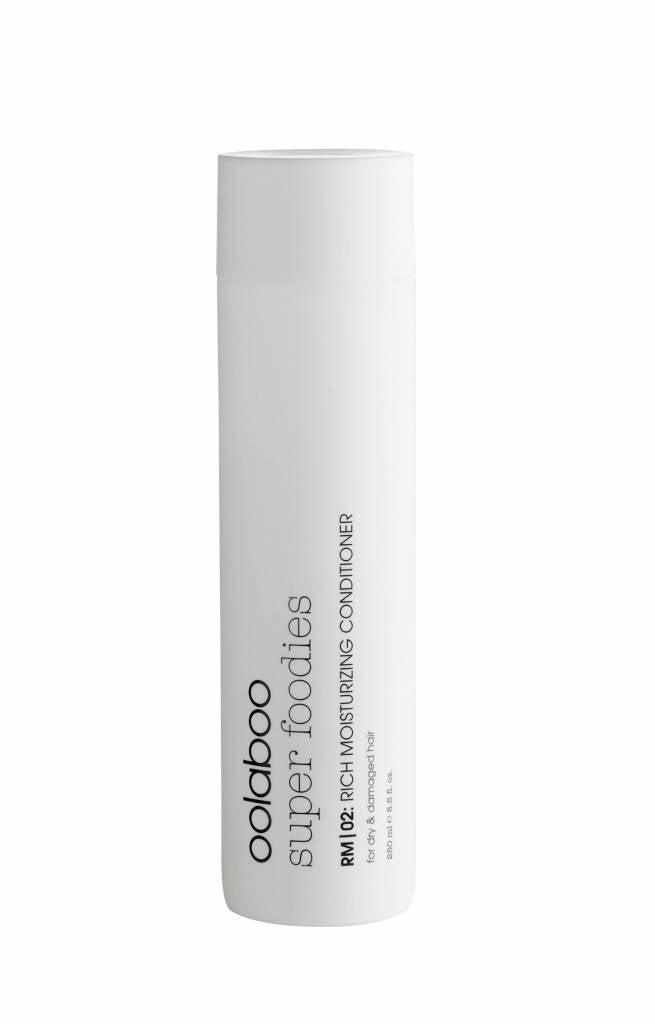 oolaboo rich moisturizing conditioner 250 ml